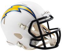 Los Angeles Chargers Riddell Mini Speed Helmet