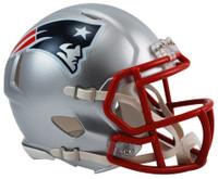 New England Patriots Riddell Mini Speed Helmet