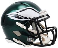 Philadelphia Eagles Riddell Mini Speed Helmet