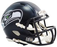 Seattle Seahawks Riddell Mini Speed Helmet