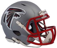 Atlanta Falcons Blaze Alternate Speed Riddell Mini Helmet