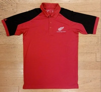 Detroit Red Wings Men's Antigua Century Polo