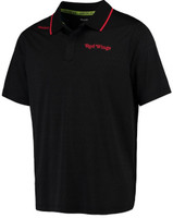Detroit Red Wings Men's Reebok Center Ice Travel Speedwick Polo