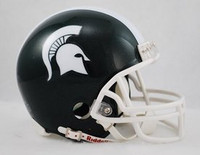 Kirk Gibson Autographed Michigan State Spartans Mini Helmet (Pre-Order)