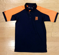 Detroit Tigers Men's Antigua Century Polo