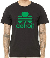 Men's Ink Detroit Cloverleaf Tshirt