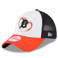 Detroit Tigers Women's New Era Truck Mixer 9TWENTY Adjustable Hat