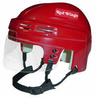 Detroit Red Wings Red Mini Helmet