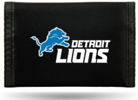 Detroit Lions Rico Industries Trifold Nylon Wallet