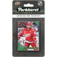 Detroit Red Wings Upper Deck Parkhurst 2017/18 Team Card Set