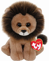 Louie Ty Beanie Baby Tiger Plush - Small