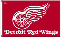 Detroit Red Wings Rico Industries 3x5 Flag