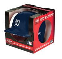 Detroit Tigers MLB Rawlings Replica MLB Baseball Mini Helmet