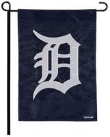 Detroit Tigers Team Sports America 2-Sided Applique Decorative Garden Flag