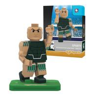 Michigan State University Mascot Sparty OYO