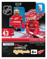 Detroit Red Wings Darren Helm OYO