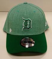 Detroit Tigers New Era 39THIRTY Change Up St. Patrick's Day Flex Hat