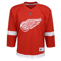 Detroit Red Wings Infant Outerstuff Red Replica Jersey