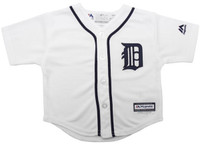 Detroit Tigers Infant Majestic Home Replica Jersey