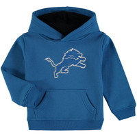 Detroit Lions Youth Outerstuff Team Logo Pullover Hoodie