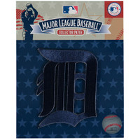 Detroit Tigers Navy Primary Logo Patch