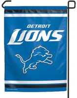 Detroit Lions Wincraft Small Garden Flag