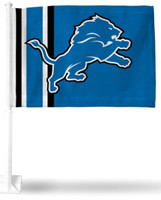 Detroit Lions Rico Industries Car Flag