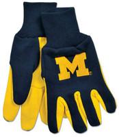 University of Michigan WinCraft Utility Gloves