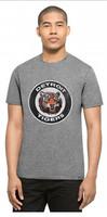 Detroit Tigers Men's 47 Brand Slate Gray Knockaround Club Tee