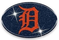 Detroit Tigers Team ProMark Automotive Flexible Bling Team Emblem
