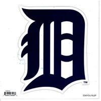 "Detroit Tigers Siskiyou Sports 8"" Car Magnet"