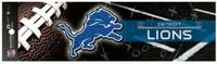 Detroit Lions Rico Glitter Bumper Sticker