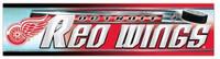 Detroit Red Wings Wincraft Bumper Sticker
