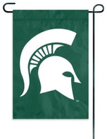 Michigan State University Wincraft Small Garden Flag