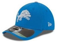 Detroit Lions Men's New Era 39Thirty NFL13 Thanksgiving Day Hat