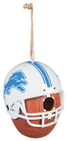 Detroit Lions Team Sports America Polystone Birdhouse