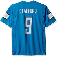 Detroit Lions Youth Outerstuff Matthew Stafford Jersey