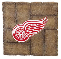 Detroit Red Wings Team Sports America Garden Paver Stepping Stone