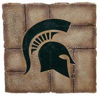 Michigan State University Team Sports America Garden Paver Stepping Stone