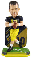 Tom Brady University of Michigan Forever Collectibles Limited Edition Bobblehead