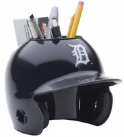 Detroit Tigers Schutt Sports Mini Batting Helmet Desk Caddy