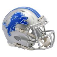 Darius Slay Autographed Detroit Lions Mini Helmet (Pre-Order)