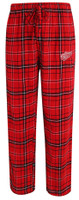 Detroit Red Wings Men's Concepts Sport Red Ultimate Flannel Sleep Pants