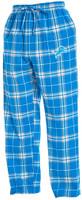 Detroit Lions Men's NFL Team Apparel Blue Huddle Sleep Pants