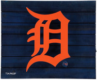 Detroit Tigers Team Sports America Lit Wall Décor