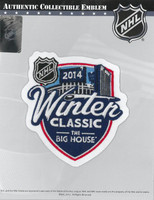 2014 Winter Classic Official Patch