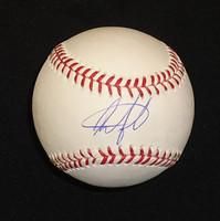 Bruce Rondon Autographed Baseball - Official Major League Ball
