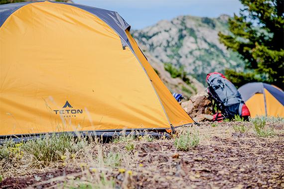 tent parts