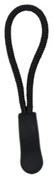 Black Ergo Zipper Puller