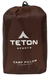 Brown Storage Bag for XL Pillow